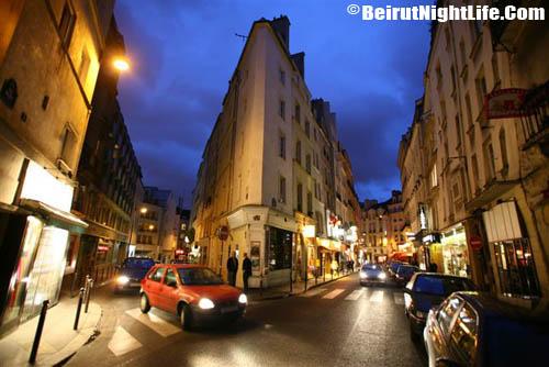 Around the World: Quartier Latin France