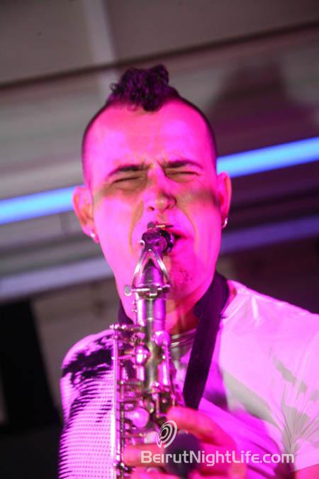 Ruben At White Beirut