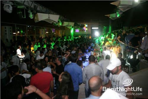 Summer in Lebanon: White Beirut