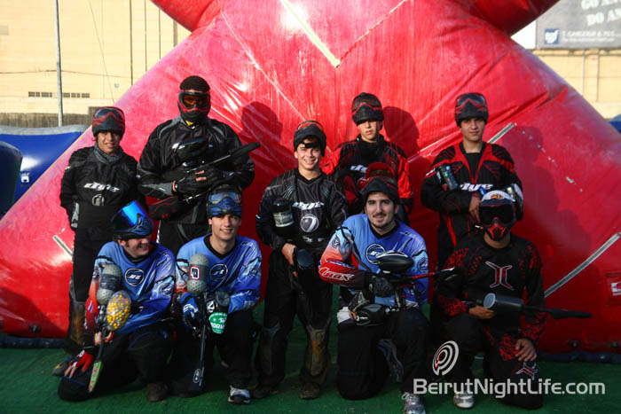 Xtrem Paintball Opening