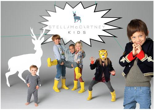 Stella McCartney Designs for Kids