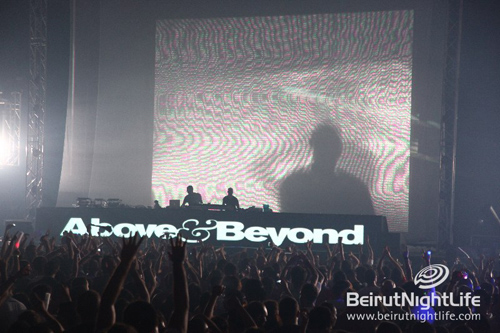 Above & Beyond, Andy Moor and Jaytech: Poliakov's Record-Breaking 2010 Event