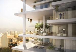Modern Architecture: Beirut Terrace