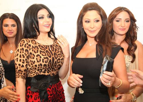 Haifa & Elissa in a Duet??