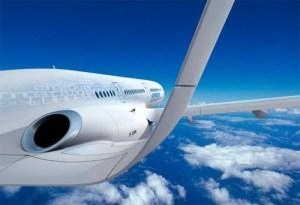 Airbus invisible plane concept