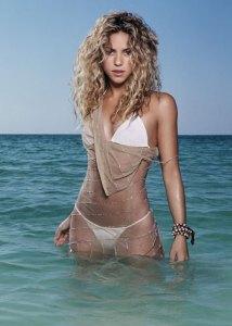 Shakira & Pique Affair??