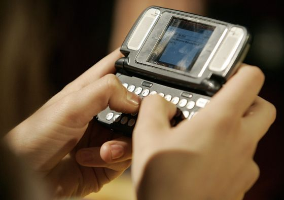 Average Teenager Sends 3,339 Texts Per Month