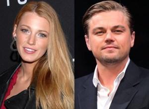 Hollywood Insider: Leo DiCaprio and Blake Lively Together?