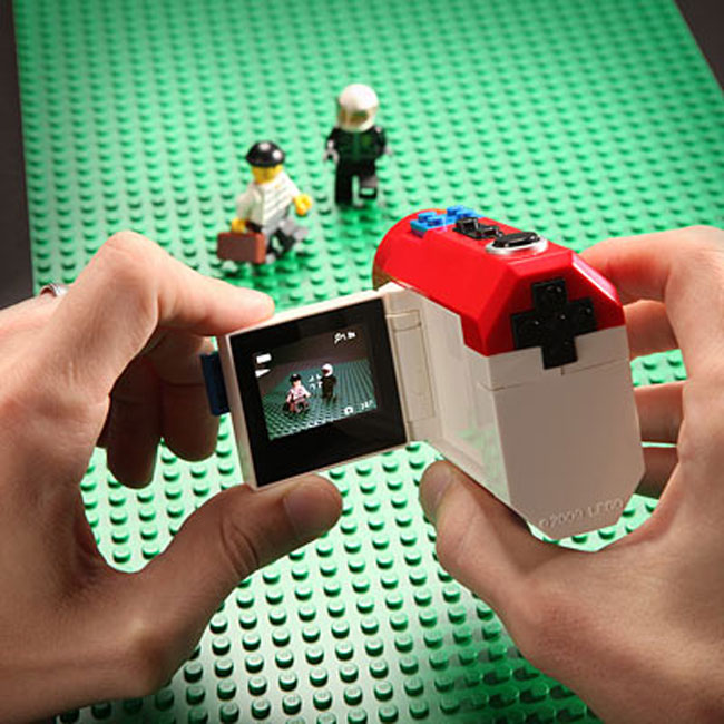 Lego Stop Animation Camera