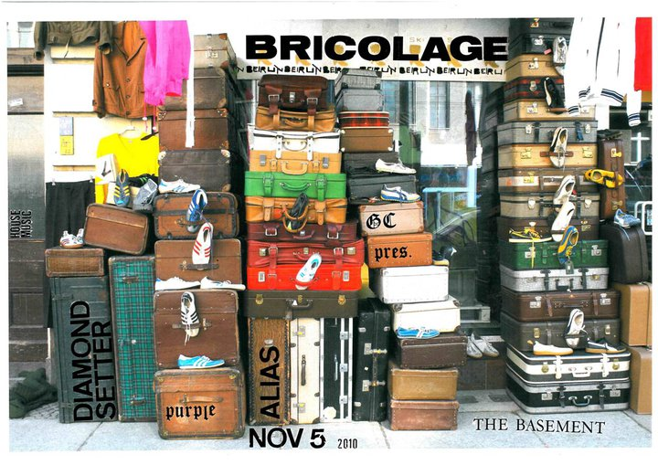 G.C. pres. THE LAST BRICOLAGE at THE BASEMENT