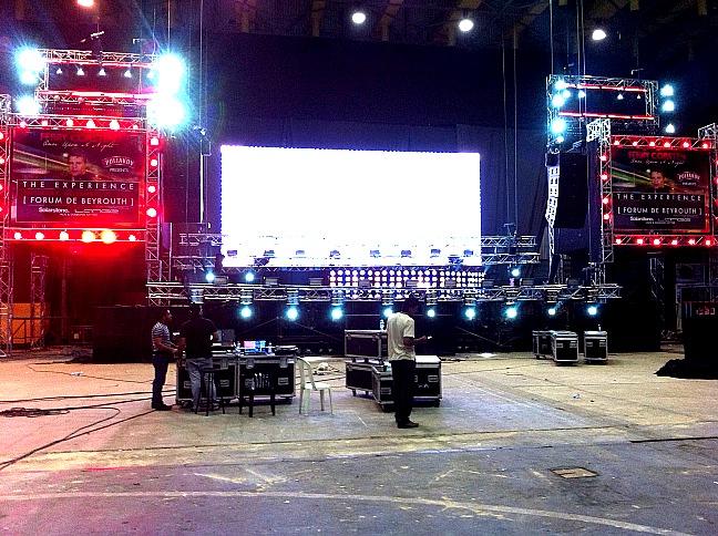 FERRY CORSTEN: The Venue is Set, and It's MASSIVE