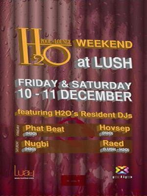 H20 Pool At Lush