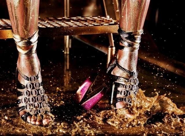 Jimmy Choo  Celebrates 15 Years of Crystal Anniversary Collection