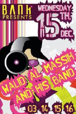 Walid El Masih And His Band At Bank