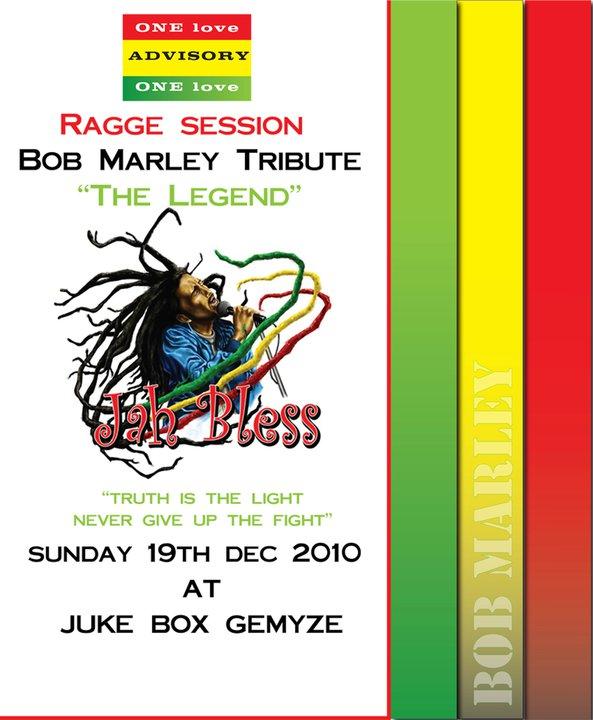 Bob Marley Tribute At Juke Box