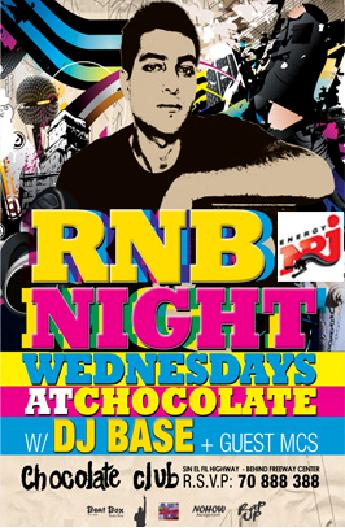 Chocolate Wednesday With Nrj At Chocolate Club