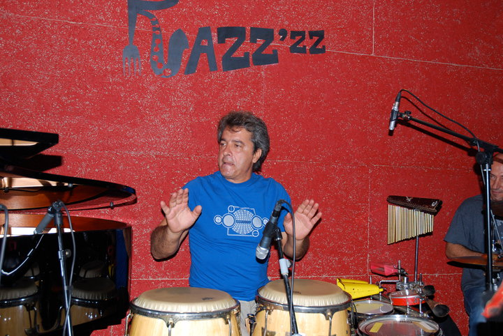 Gros Bras Featuring Ibrahim Jaber And Rima At Razz'zz