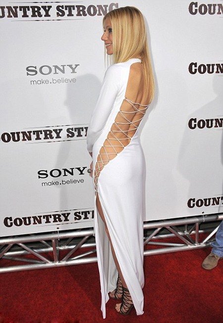 Gwyneth Paltrow Most Daring Outfit!
