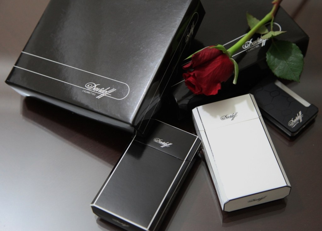 Davidoff Giveaways on Valentines