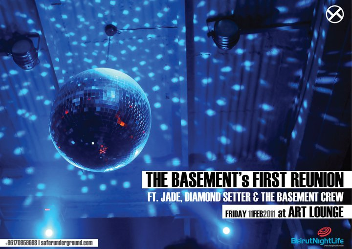 The Basement's First Reunion At Art Lounge