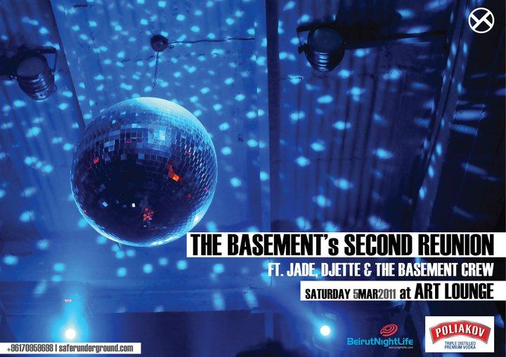 The Basement's Second Reunion At Art Lounge