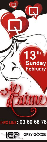 Je T'aime Valentine Night At High Quality