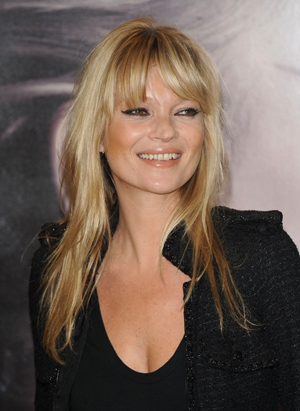 Kate Moss Prepares Bachelorette Party