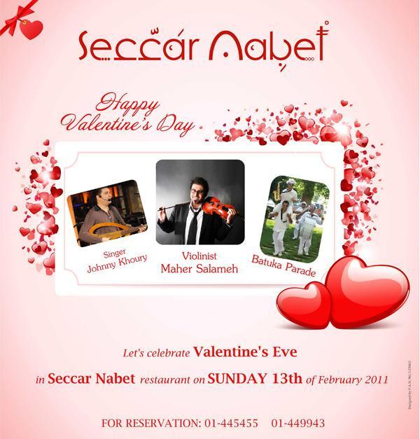 Valentine's Eve At Seccar Nabet