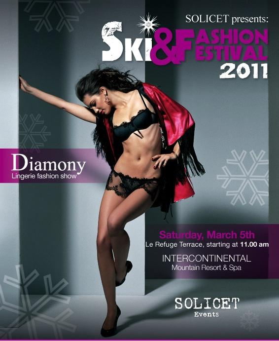 Ski And Fashion Festival 2011 At Le Refuge