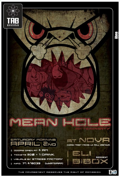 Mean Hole After Party At Nova
