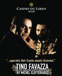 Tino Favazza And The Oriental Roots Orchestra At Casino Du Liban