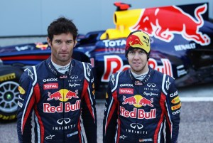 Infiniti and Red Bull Racing