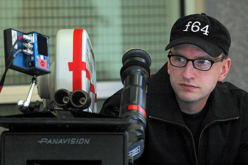 Steven Soderbergh Is Retiring From Filmmaking
