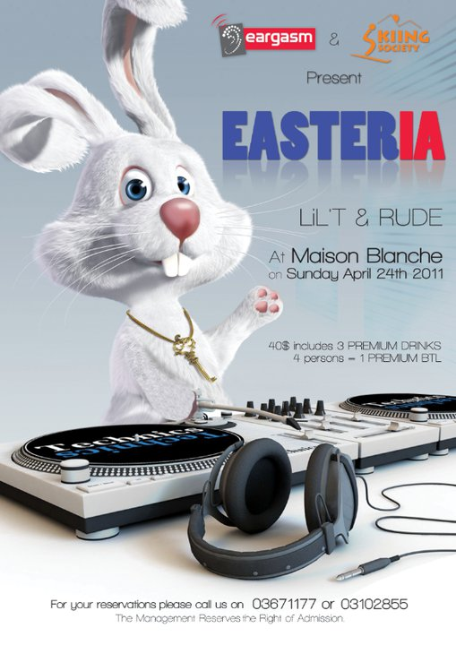 Easteria At Maison Blanche