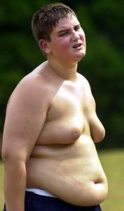 Man boobs 177x300 La Wlooo!!!...Sun Of A Beach