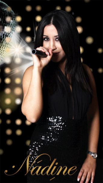 Nadine Has Got Soul Live At Rococo