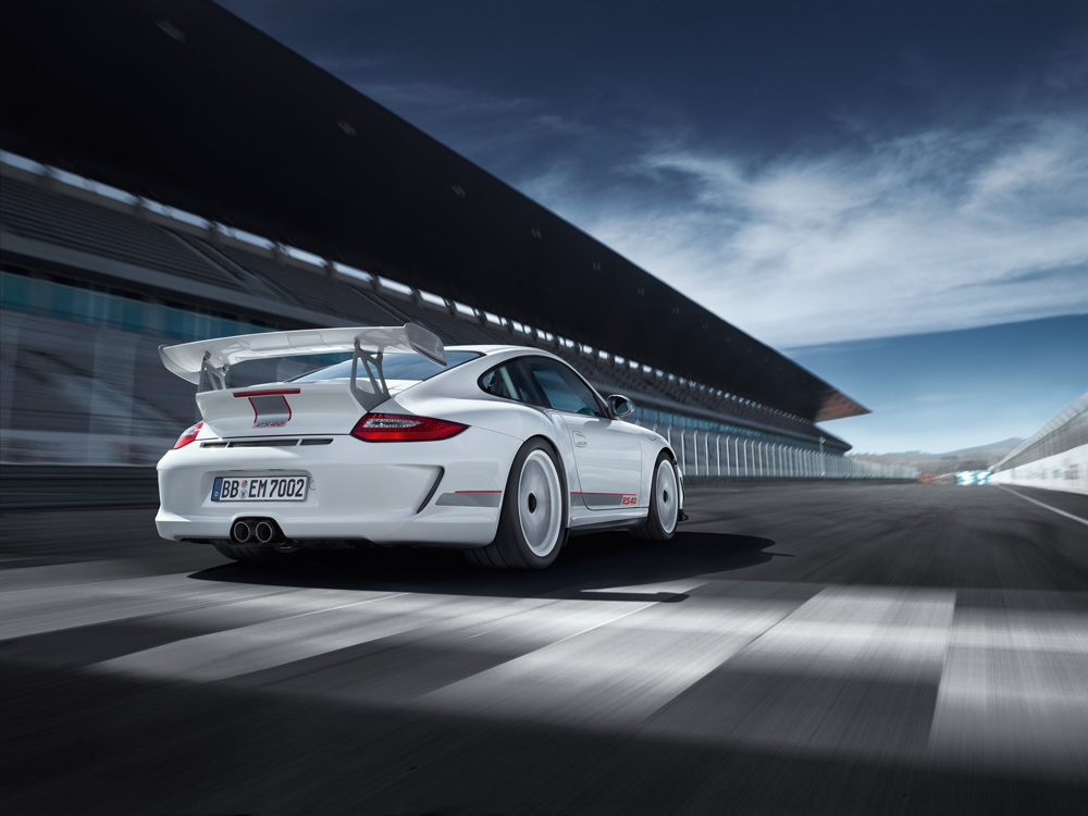 911 GT3 RS 4.0 – Porche Limited Edition