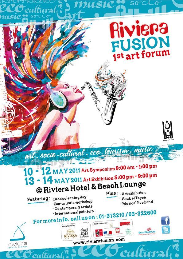 Riviera Fusion 1st Art Forum