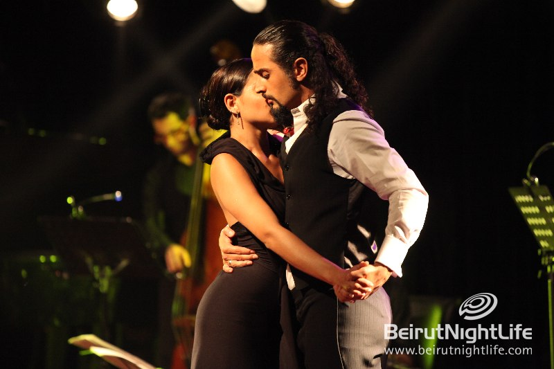 Passion Leaks at Music Hall – Tango Festival 2011