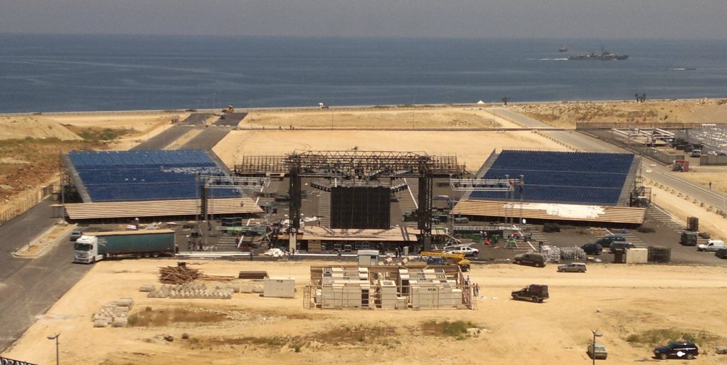 Shakira: The Stage, The Performance Tomorrow Live!