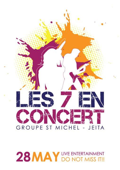 Les 7 En Concert
