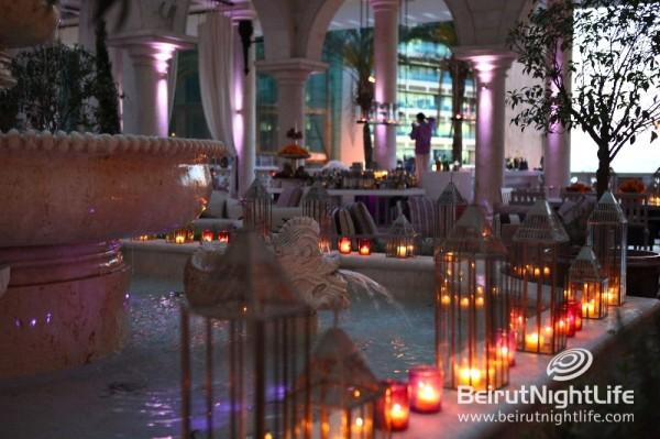 the Amethyst Lounge: A Breathtaking Venue