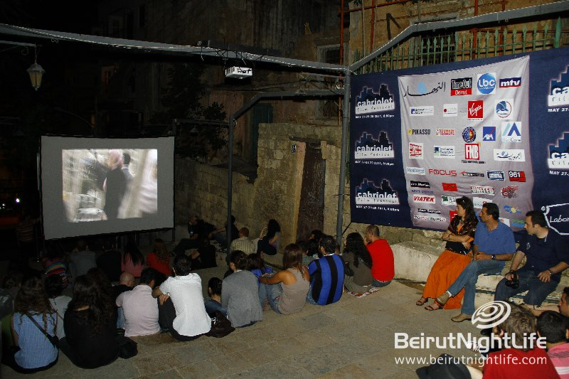 Cabriolet Film Festival: Talent in the Outdoors