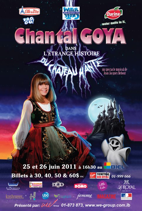 Chantal Goya At Biel