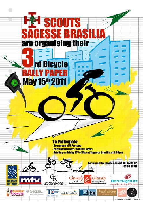 3rd Bicycle Rally Paper