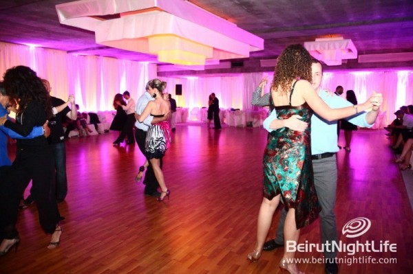 Beirut's International Tango Festival 2011