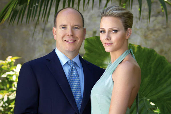 Anticipation Rises: Wedding of Prince Albert II and Charlene Wittstock
