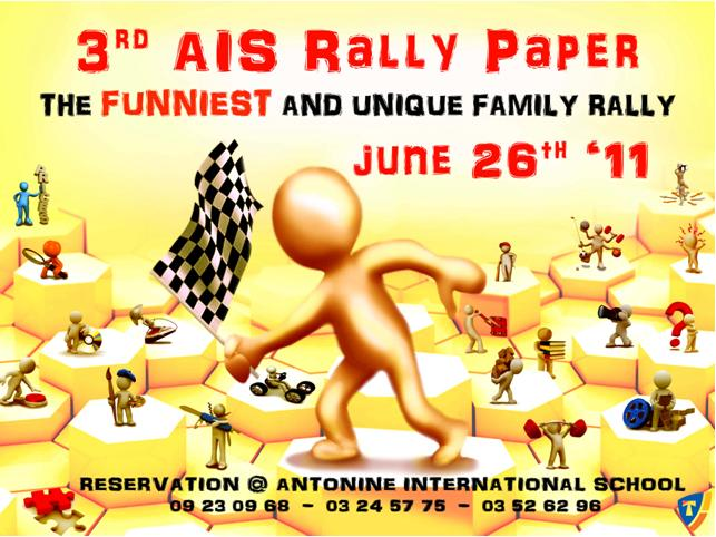 3rd AIS Rally Paper