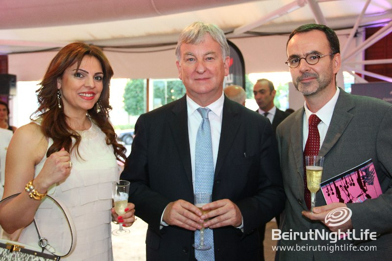 Aperitif Francaise Press Conference at Movenpick