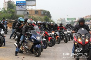 Beirut to the Cedars with the Aprilla Riders